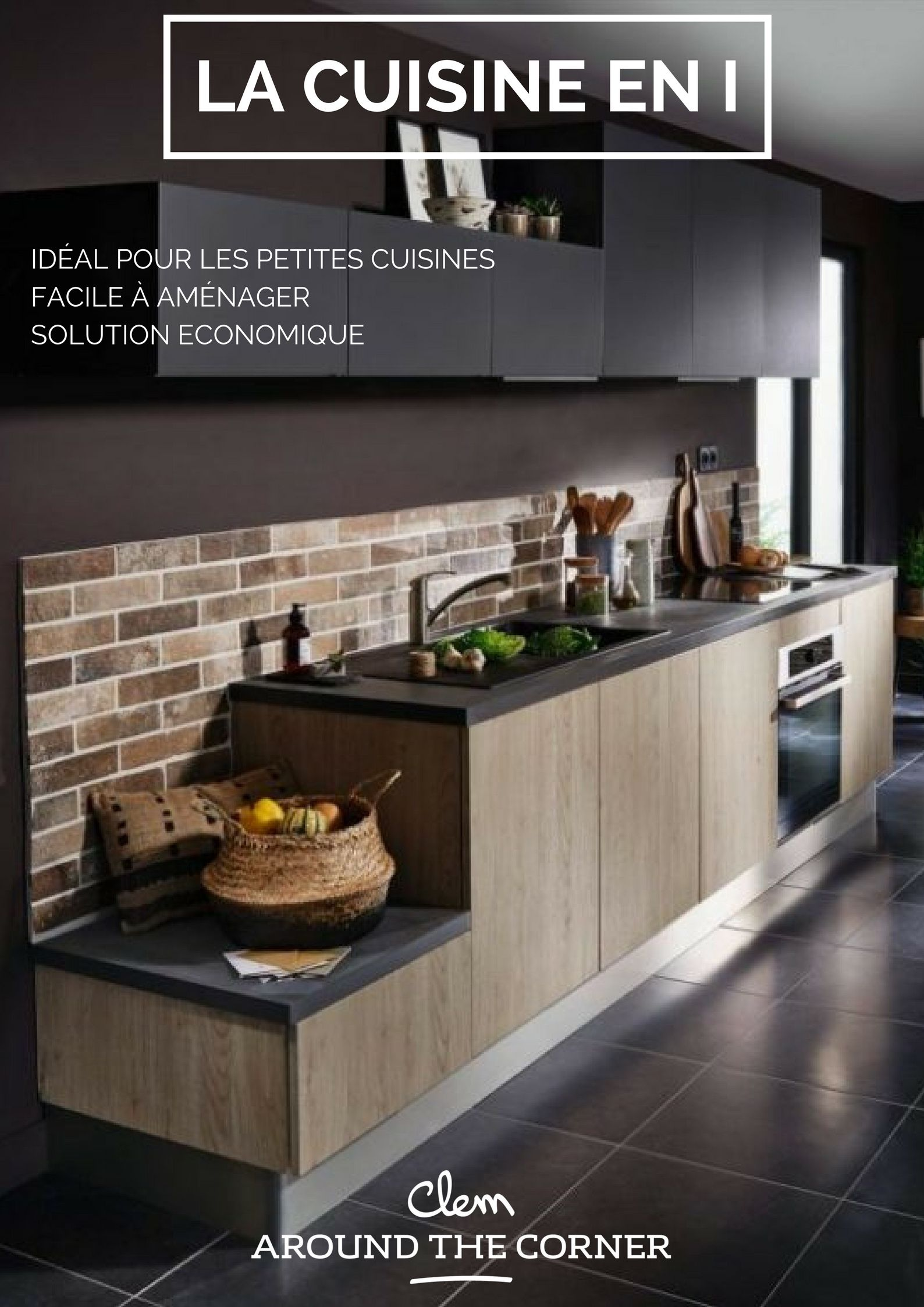 am nager sa cuisine conseils et astuces la d co au. Black Bedroom Furniture Sets. Home Design Ideas