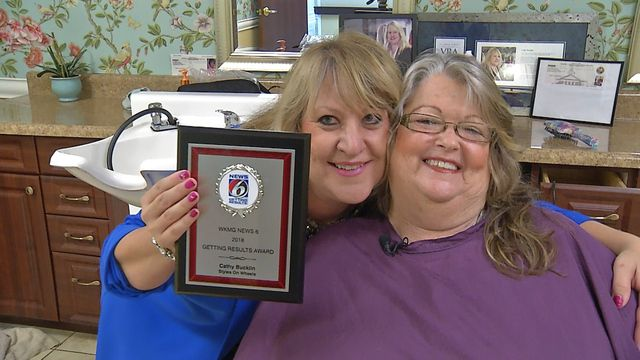 The Owner Of A Mobile Salon That Helps Homebound Patients Is This Week S Getting Results Award