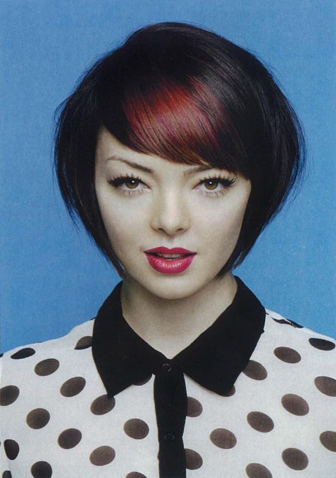 As seen in Australian Hair u Beauty  iglamour Short Hair