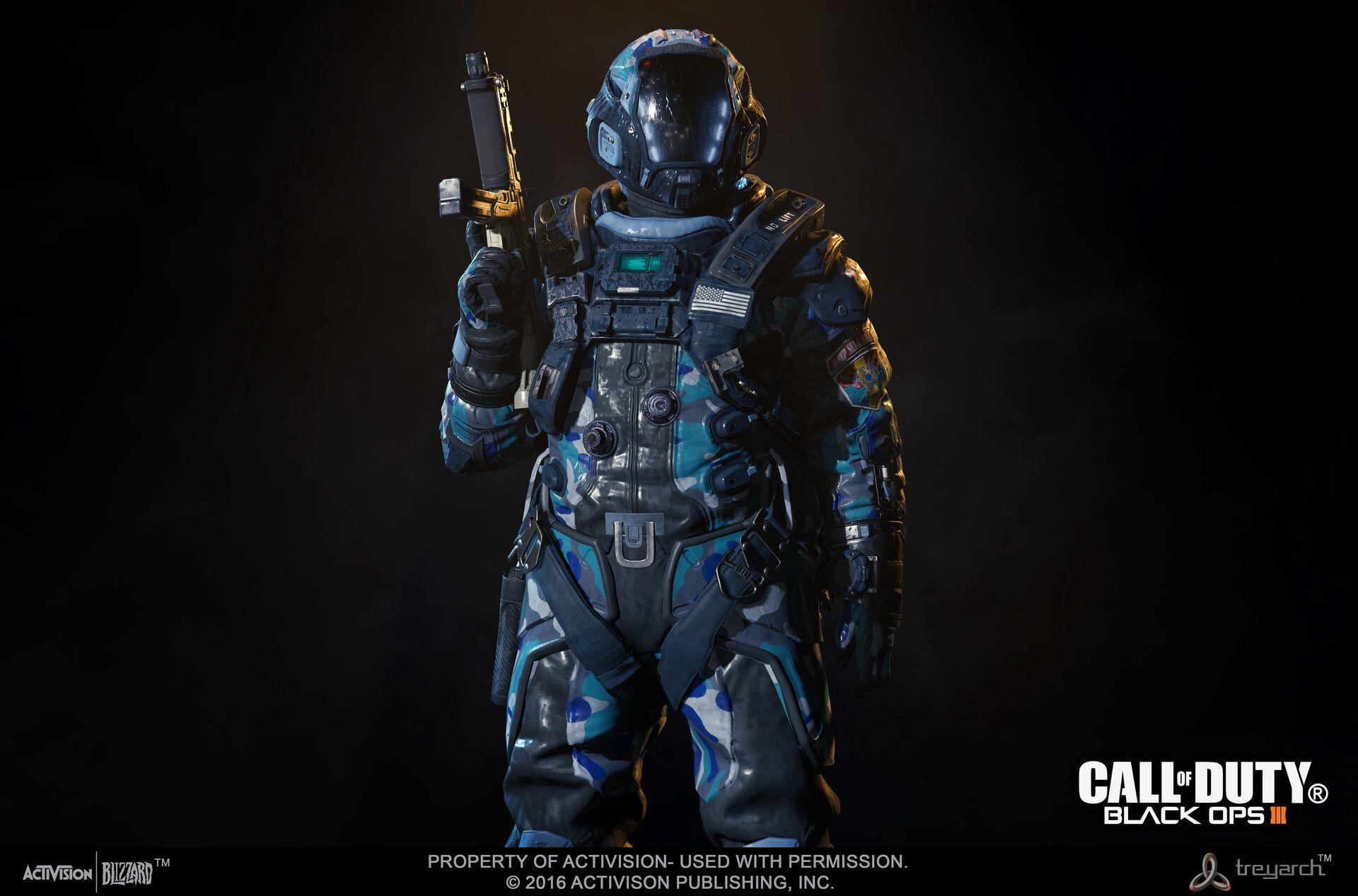 Artstation Multiplayer Skins Call Of Duty Black Ops 3 Dlc 2016 Mike Curran Call Of Duty Black Ops 3 Black Ops Call Of Duty Black Ops Iii