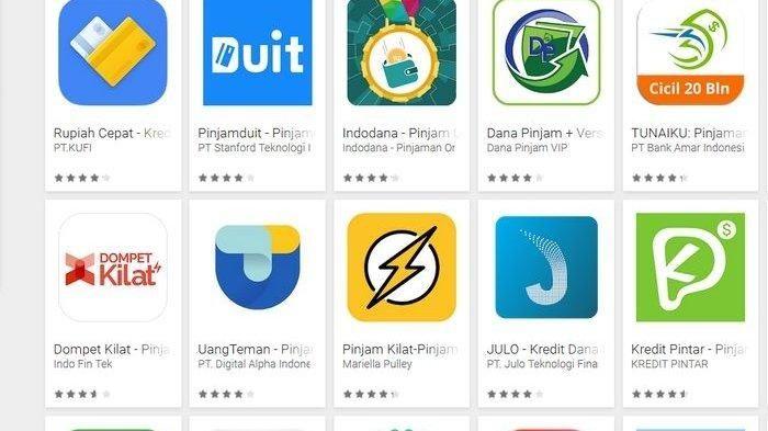 Aplikasi Pinjaman Uang Pinjaman Online, Apakah Ilegal? di ...