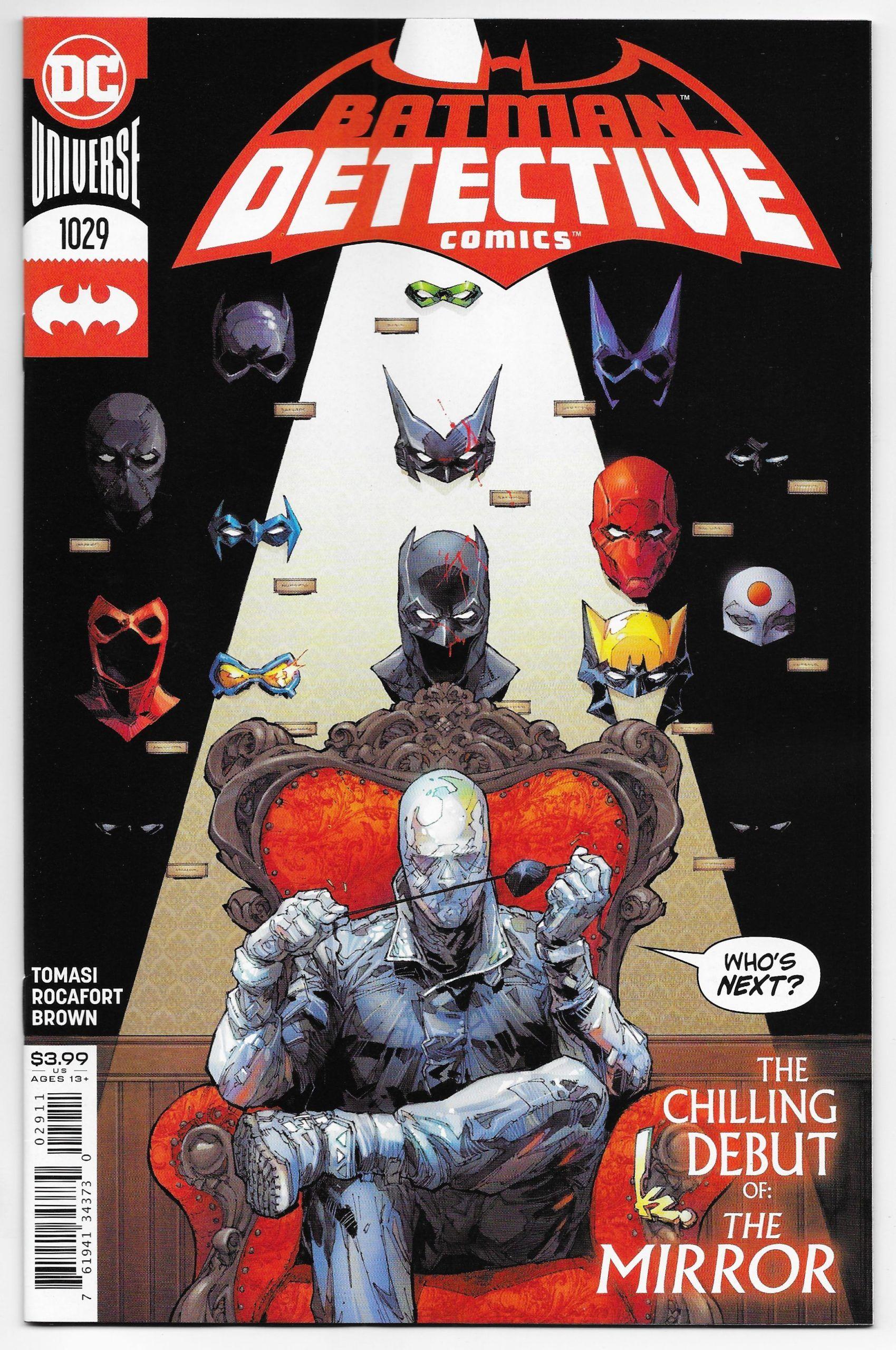 Batman Superman #8 DC COMICS  Cover A 1ST PRINT KANDOR