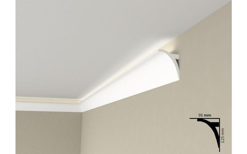 lichtleiste einrichten und wohnen pinterest beleuchtung indirekte beleuchtung und haus. Black Bedroom Furniture Sets. Home Design Ideas