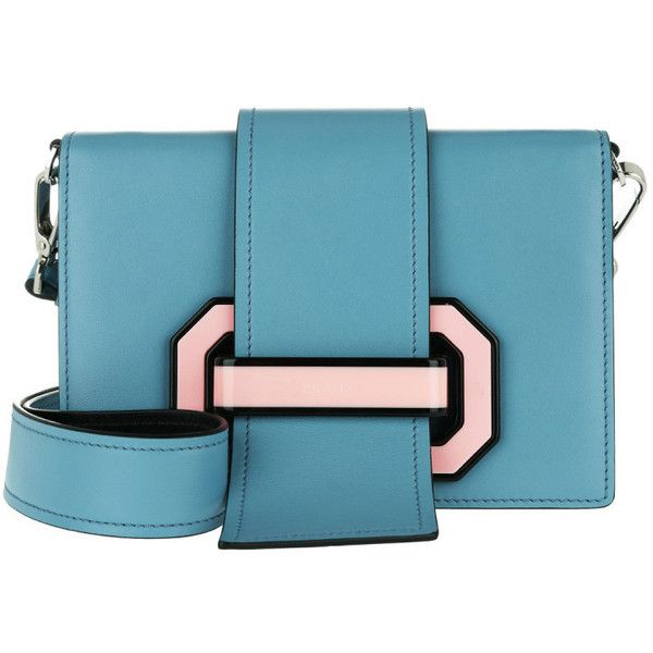 Cross Body Bags - Plex Ribbon Crossbody Bag Rose/Multi - rose - Cross Body Bags for ladies Prada AAFvFh