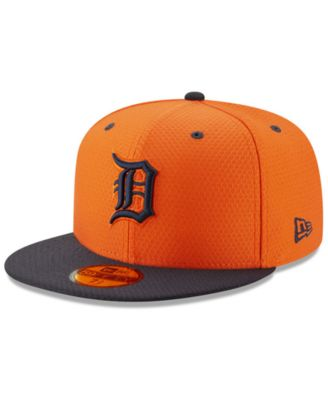 timeless design 82fbb 60839 New Era Detroit Tigers Spring Training 59FIFTY-fitted Cap - Blue 7 1 8