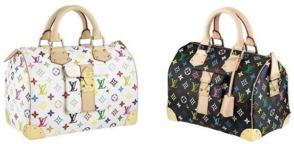 louis vuitton murakami multicolore bags amp accessories