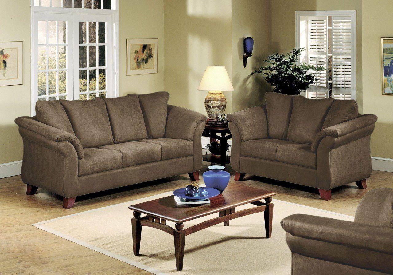 serta upholstery 8100 chocolate sofa  loveseat  ashley