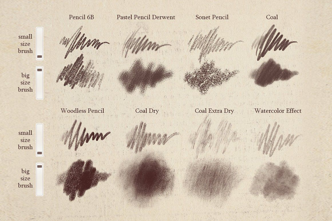 Texture Brushes For Procreate Texture Brush