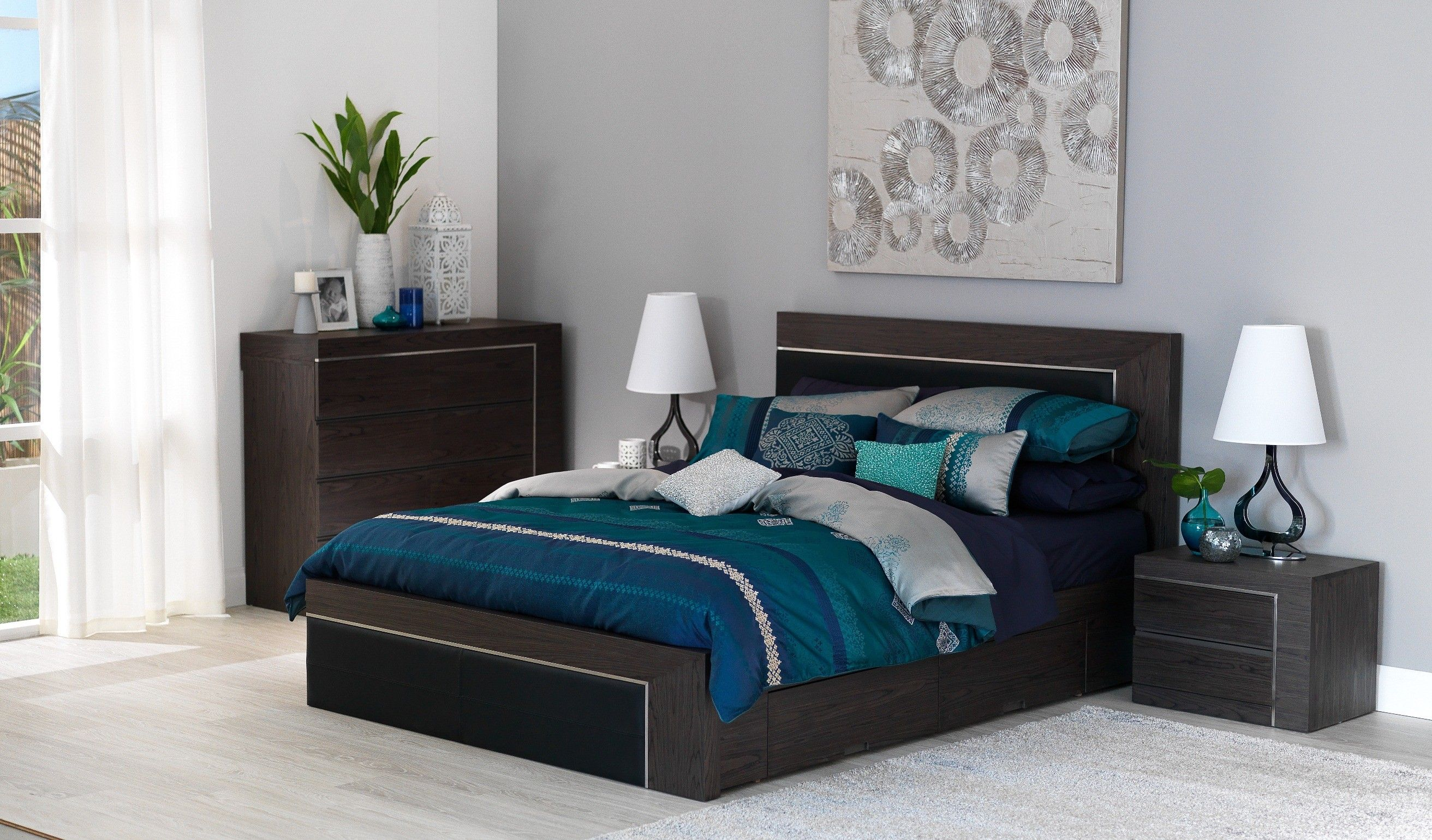 Berlin Bedroom Furniture   Contemporary Furniture Crafted From Premium  Quality Medium Density Fibreboard (MDF) And Tastefully Complemented With Cu2026