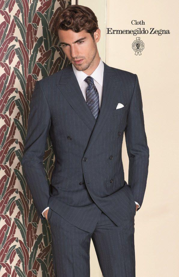 Ermenegildo Zegna Frm bd: Mens' Fashion & Style