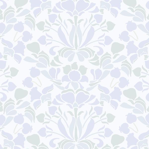 Snapdragon Pale Lavender Nomad Collection Modern