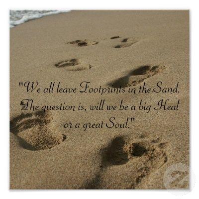 Jesus Footprints In The Sand Poem Footprints In The Sand