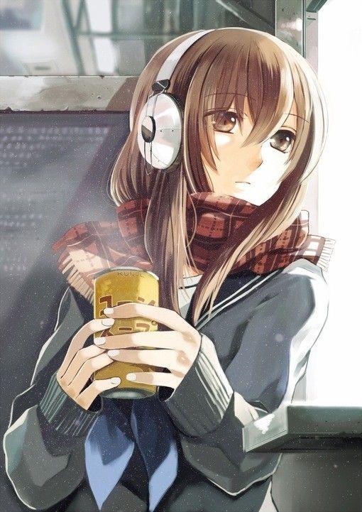 Anime Gambar Karakter Animasi Seni Anime