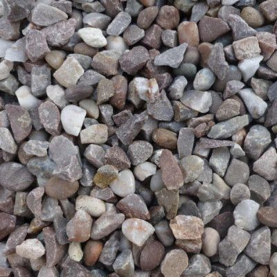 Staffordshire Pink Stones Are Sized Approx 14mm And Are Suitable For Driveways Borders Features And Plant Pot Toppers As Well As Ponds Re Wash Before Use