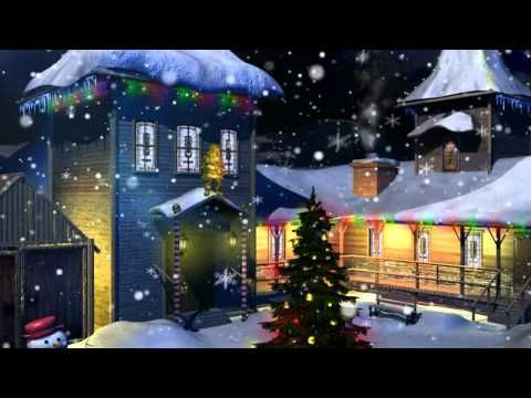 White Christmas 3D Live Wallpaper and Screensaver - YouTube ...