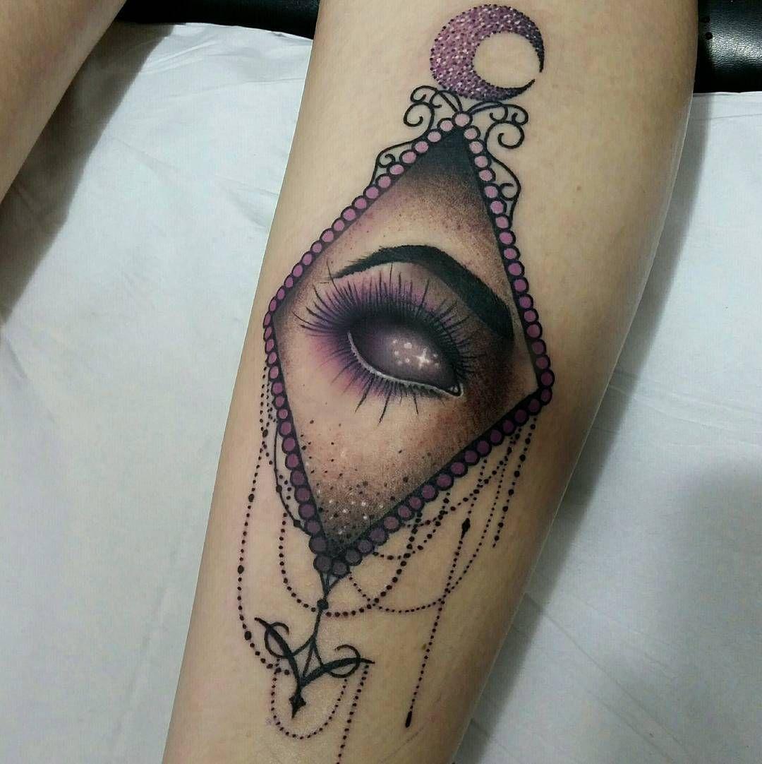 Silmä Tatuointi