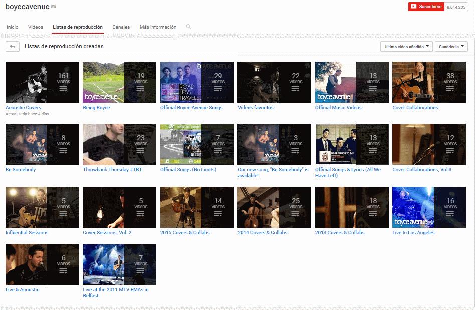 la banda de los 2 mil millones de reproducciones en youtube en promocionmusical.es: