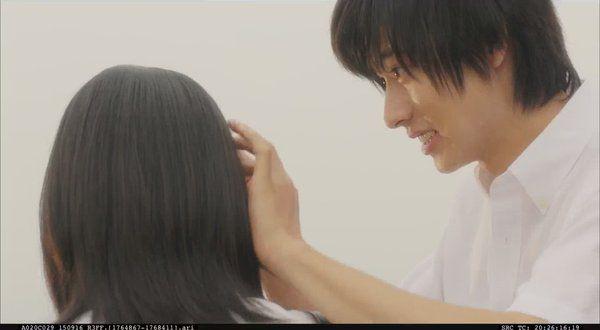 "[Clip w Eng. sub, deleted scene #2] https://twitter.com/kentokuns/status/780914473183817728 Kento Yamazaki x Tao Tsuchiya, J LA movie ""orange"", 2015"