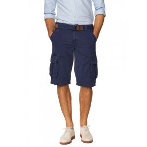 Gant Belted Cargo Shorts Eclipse Blue - £85 with FREE UK Delivery #FathersDay #Gifts #Gant