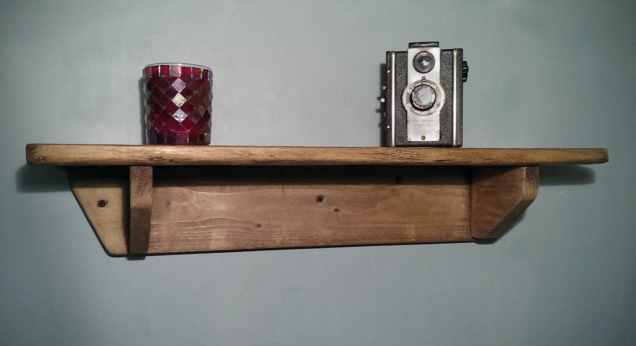 Handmade Available On Etsy Uk Rustic Bookshelves In Eco Friendly Solid