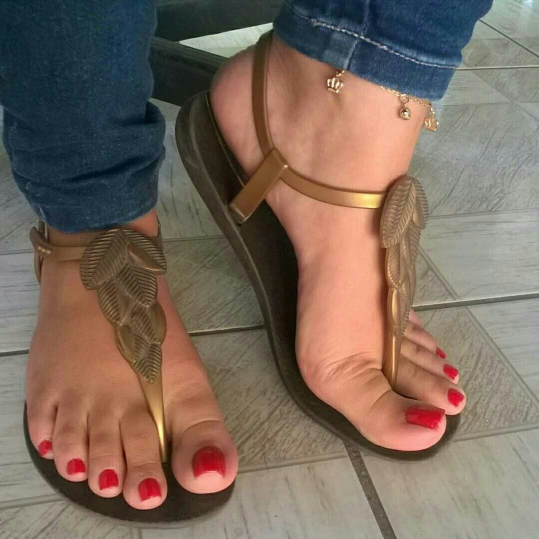 toes sexy chubby