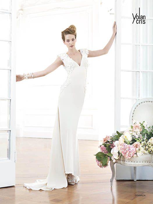 yolan cris granada | snow white | pinterest | vestidos de novia