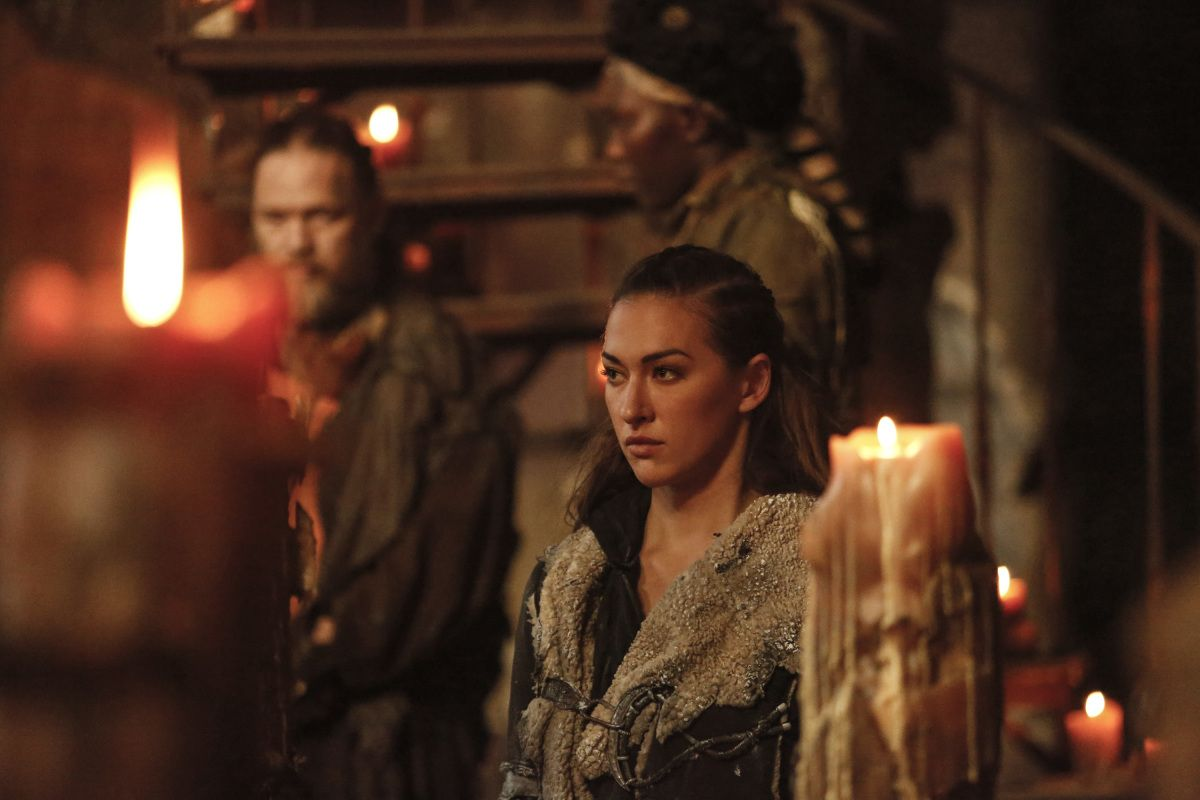 Pin by Alejandra Blake on The 100: S4 promo pics | The 100, The cw