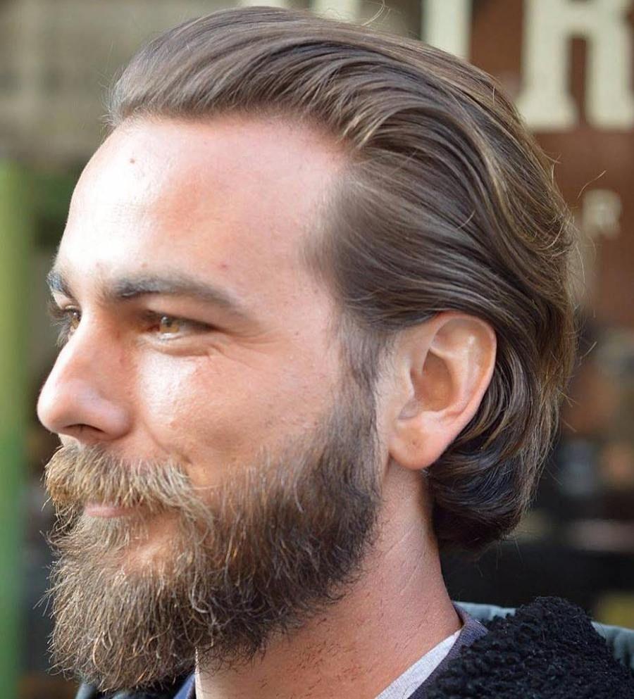 26+ Professional medium long hairstyles male ideas