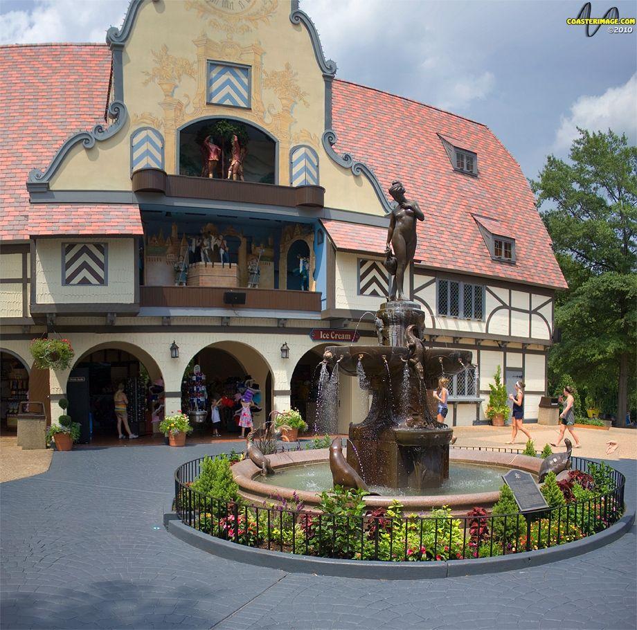 Busch Gardens With A 4 Year Old