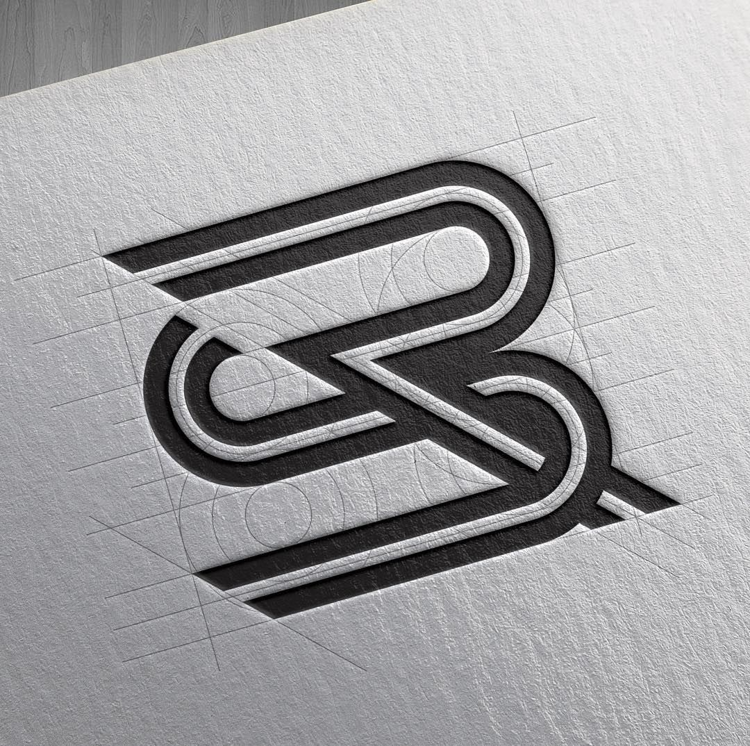 Goran jugovic rs initials mark logo and branding identity goran jugovic rs initials mark buycottarizona Image collections