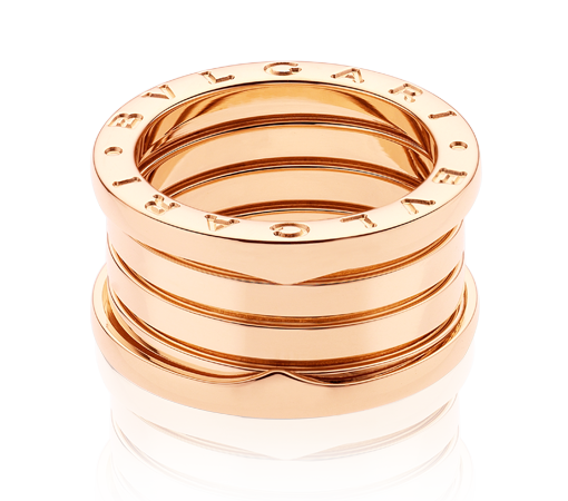 bzero1 pink gold 4band ring kate winslet the holiday