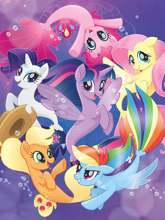 Download 7300  Gambar Animasi Kartun My Little Pony  Paling Baru