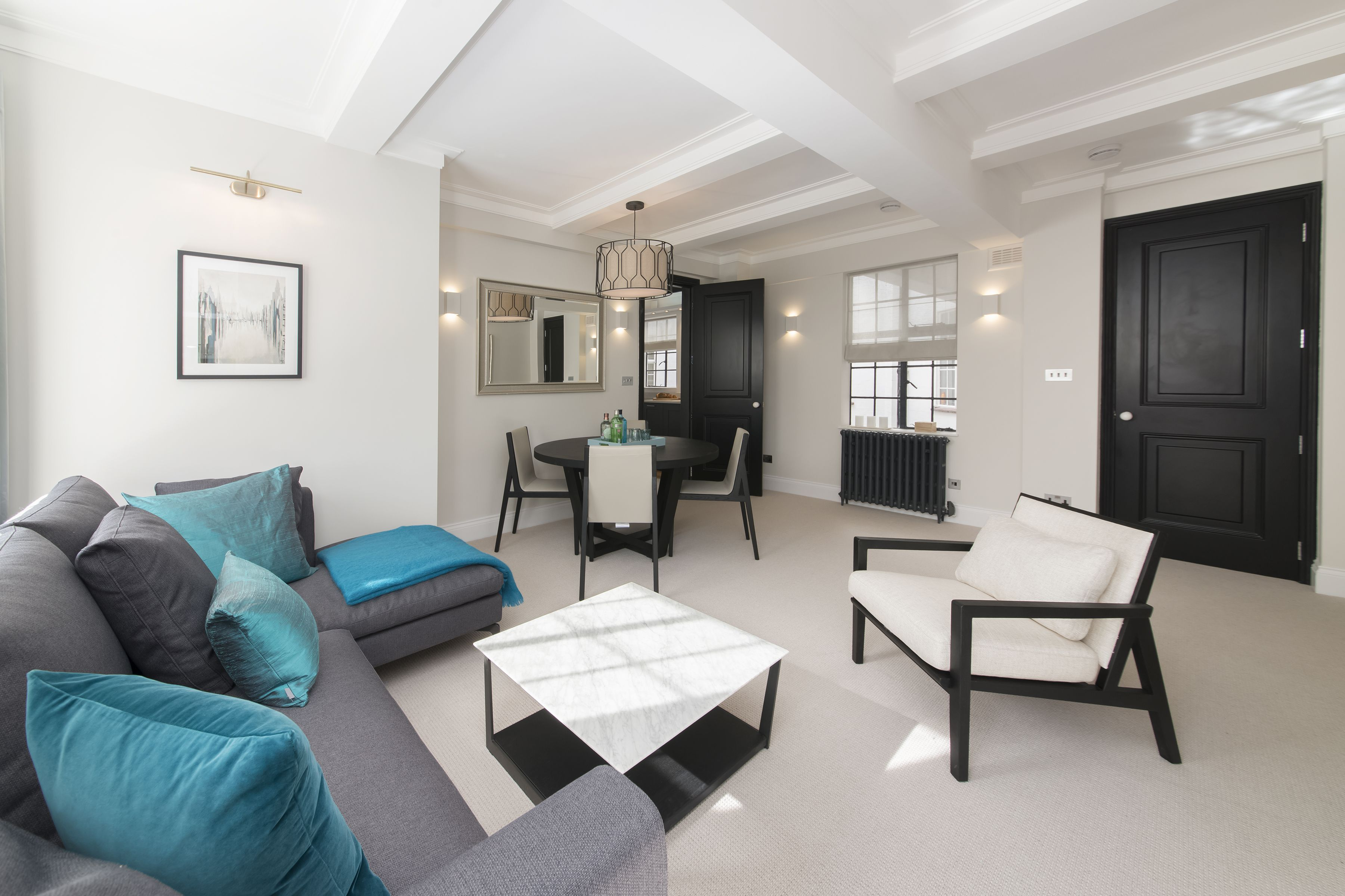 D&G Property Developers Location Chelsea London Pagazzi Interior