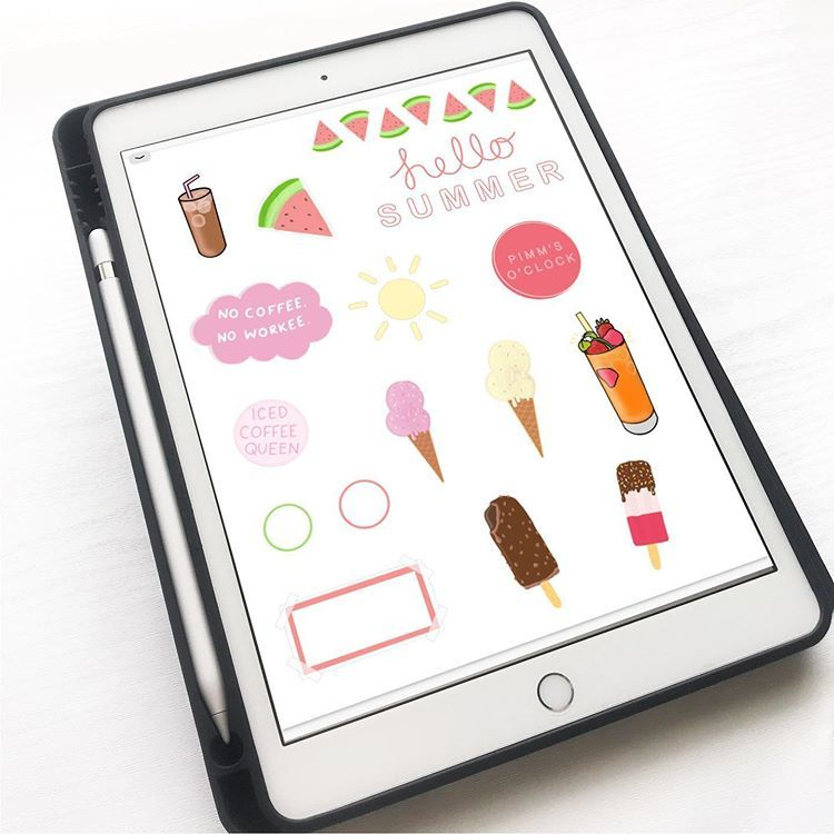 Did Somebody Say Freebies Actually I Did Swipe To See The Freebies You Get Wh In 2020 Blog Planner Printable Planner Stickers Blog Planner