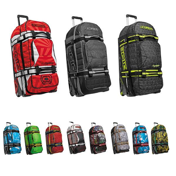 Ogio Rig 9800 Wheeled Gear Bag Travel Bag Limited Edition | Ogio ...