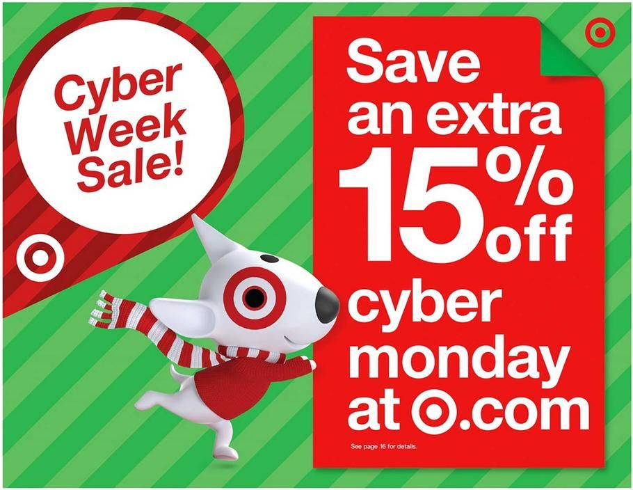 b560907376b Target Cyber Monday 2017 Ad Scan, Deals and Sales Target will be ...