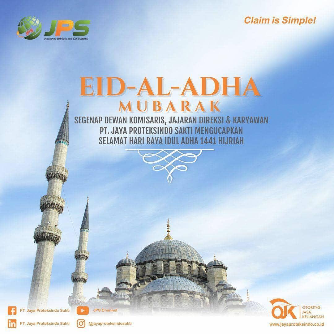 Selamat Hari Raya Idul Adha 1441 Hijriah Brokerinsurance Insurance Broker Highriskmanagementinsurance Highri In 2020 Taj Mahal Adha Mubarak Eid Al Adha