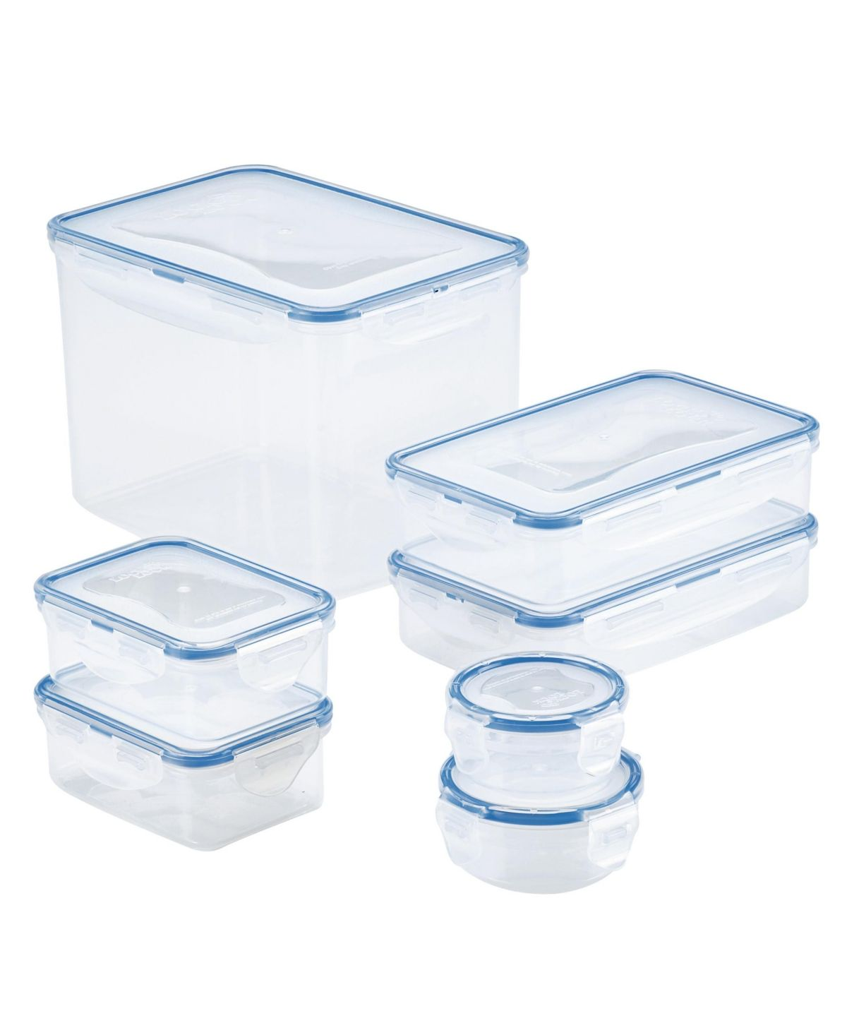 4-Oxo Good Grips 2.5 Qt Clear Rectangle Food Storage Container With Lid 1071397