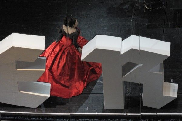 la Walkyrie - Opéra Bastille  © Opéra national de Paris/ Elisa Haberer