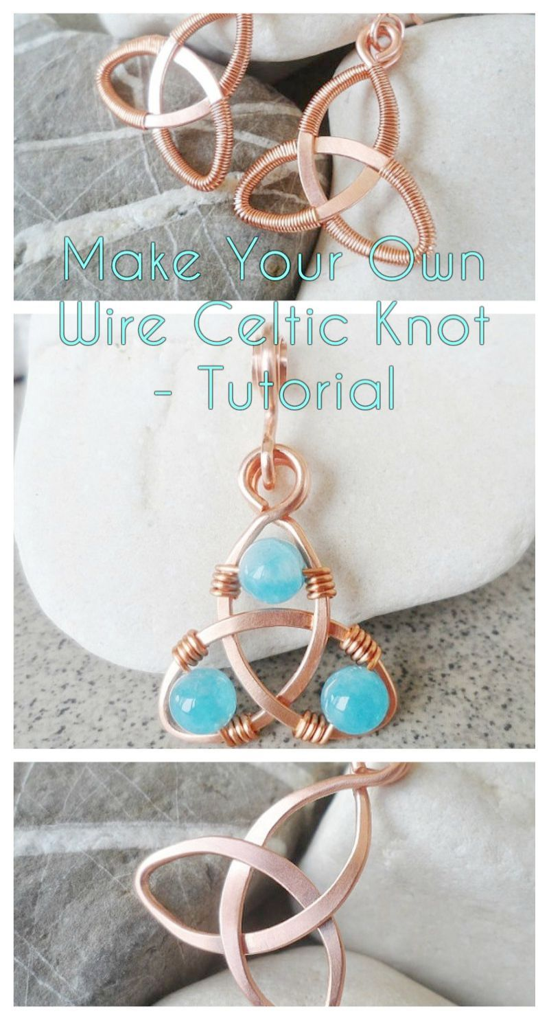 Distressed mounted bracelet organizer necklace celtic