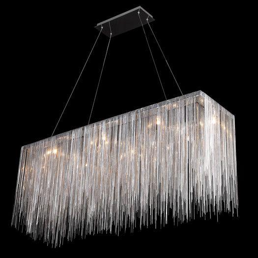 Avenue lighting dining room lightingroom lightsmodern designfountain chandeliershollywood regencychandelier lightingcontemporary designchandelier