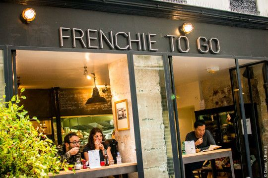 Frenchie To Go 2nd 9 Rue Du Nil 75002 Sentier 01 40 39 96 19 Open Tues Sat 8 30am 6pm Lunch 1 4pm Sandwiches 6 50 22 Sides 2 4 Drinks