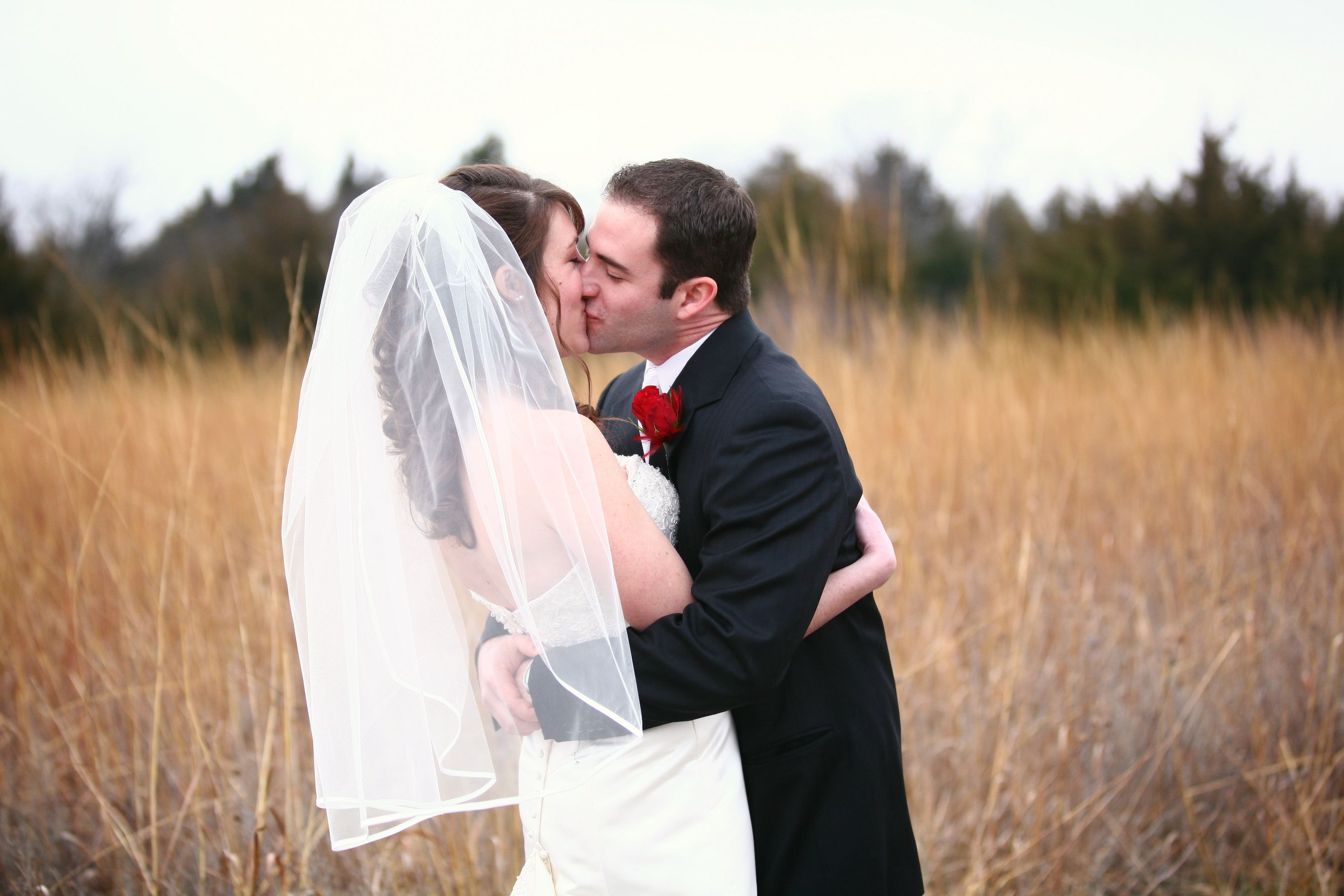 First look pictures, taken prior to ceremony.  All photography by Jackie Cooper.