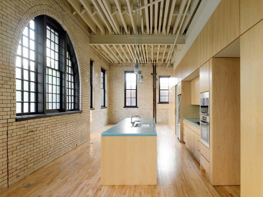 Yale Steam Laundry Condominiums John Ronan Architects Steam