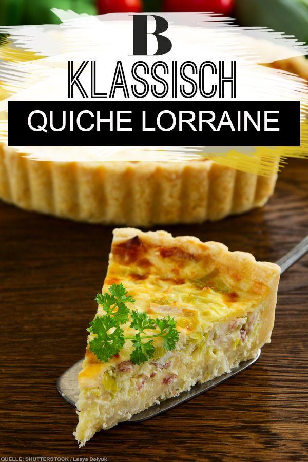 Photo of Quiche Lorraine