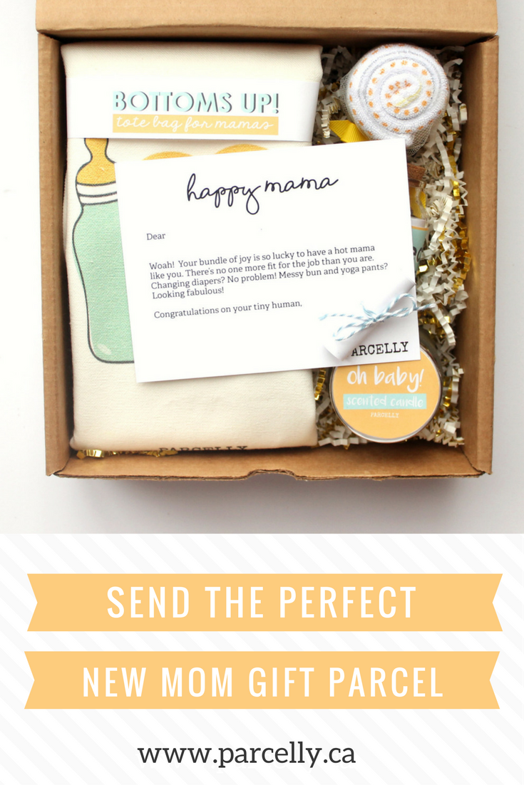 New Mom Gift Box Package For Best A Ideas