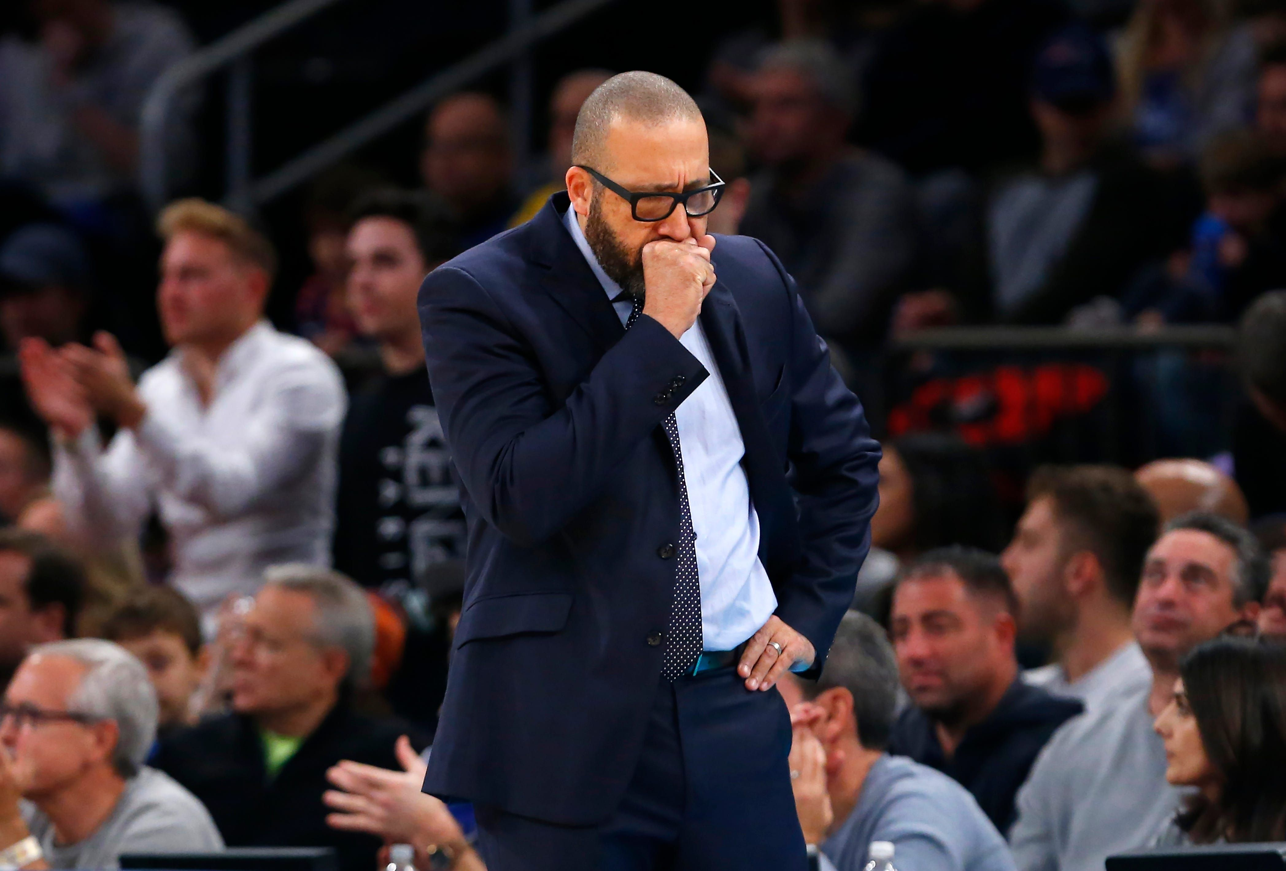 Opinion Knicks in endless cycle of dysfunction and firing