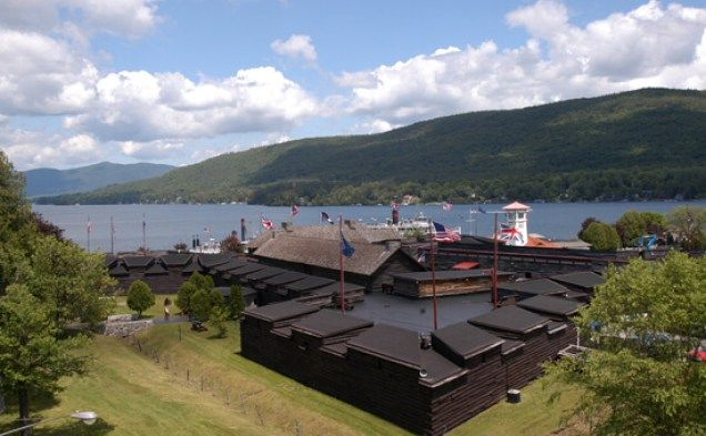 Fort William Henry (Last of the Mohicans)