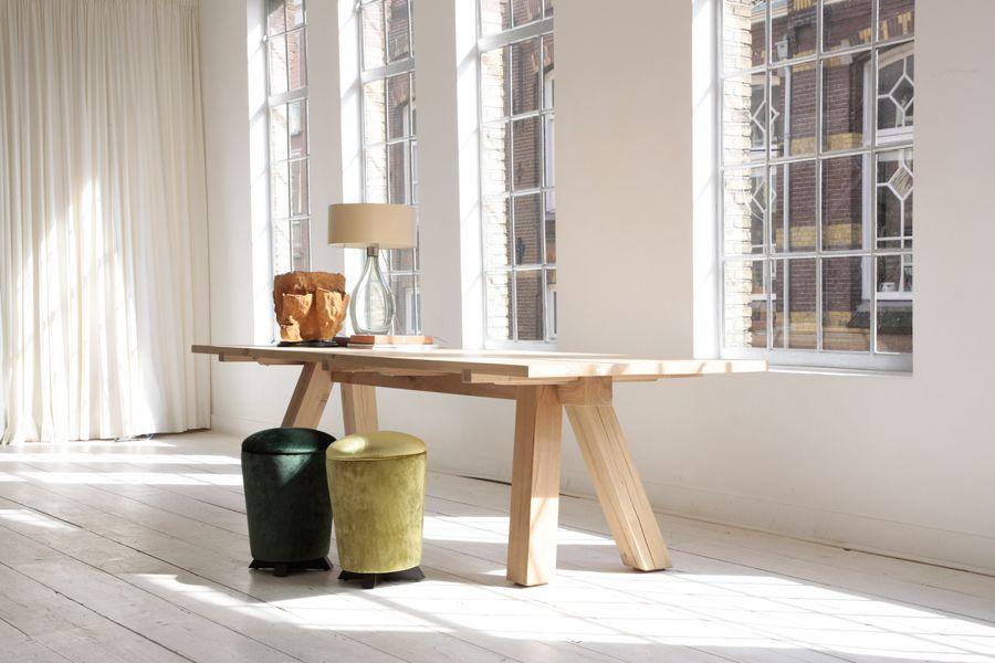 LENS tafel - van Rossum Meubelen Te koop bij Eurlings Interieurs ...