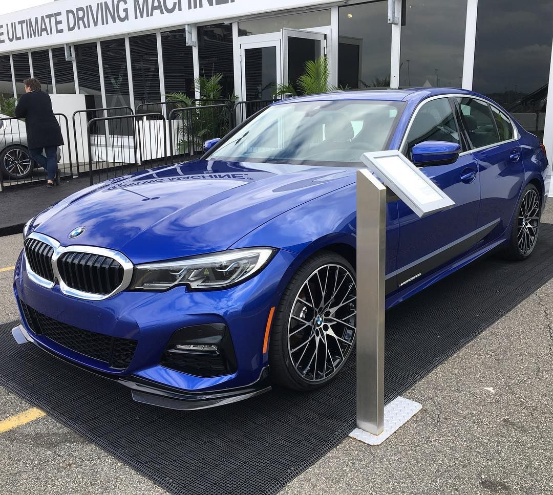2019 Bmw 330i Msport G20 New Video Up On My Youtube Channel